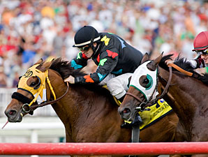 Memorial Maniac Prevails in Stars and Stripes