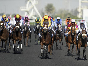Pair of Guineas Trials on Tap at Meydan