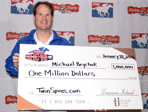 Louisianan Wins Handicapper of the Year Title