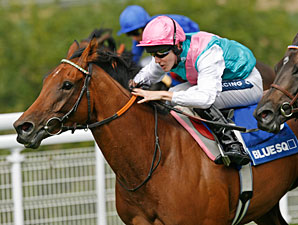 Midday wins the 2010 Nassau Stakes.