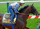 Midnight Interlude Tries Turf for Baffert