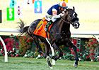 Midnight Storm Returns to Form in Seabiscuit
