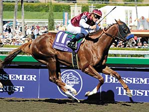 Midshipman Working, Nears Comeback Race