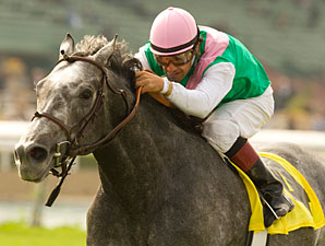Midships wins the 2009 San Luis Rey.