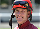 Injured Jockey Luzzi Cleared to Resume Riding