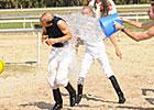 Jockey Notches Win in First Start