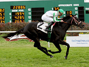 Milwaukee Miracle wins the Gentilly