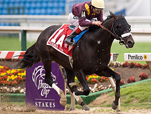 Haskin's Belmont Report: Pace Makes the Race
