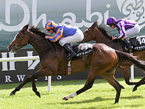 Misty For Me Lands Irish One Thousand Guineas