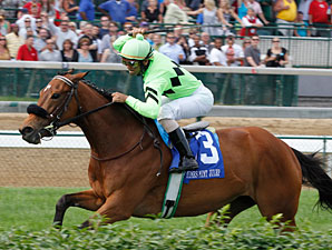 Five-Time Stakes Winner Miz Ida Retired