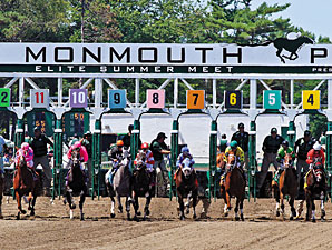 Monmouth Seeks Approval for 75 Racing Dates