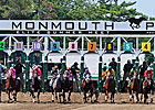 Monmouth Stats: Up From 2009, Down From 2010