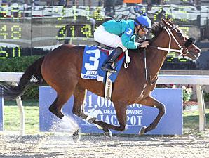 Monono wins the 2012 Orleans Stakes.