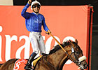 Monterosso Leads Godolphin Sweep in World Cup