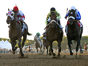Zito Wins Penn Derby Again With Morning Line