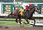 Morrow Cove Chases Monmouth Oaks Breakthrough