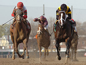 Mr. Fantasy wins the 2009 Withers.