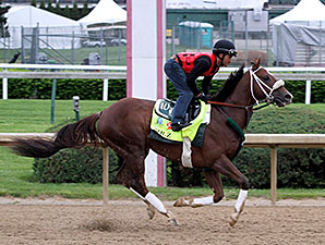 Mr. Z at Churchill Downs 4.30.15.