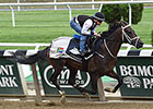 Busy Morning for Belmont Stakes Horses