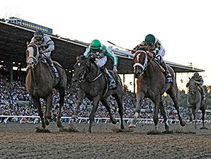 Breeders' Cup Up for Sports Event of the Year