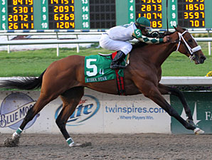 Mucho Macho Man Impressive in 7F  Work