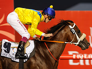 Musir Takes UAE Derby as de Kock Runs One-Two