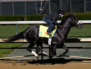 Mylute works at Churchill Downs.