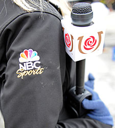 NBC Plans 14.5 Hours of KY Derby Coverage