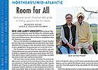 Northeast/Mid-Atlantic Regional: Room For All