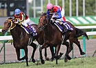 Outsider Nips Buena Vista in Takarazuka Kinen