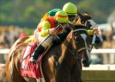 Nashoba's Key Back on Turf for Yellow Ribbon