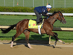 Brown, Lukas Work Derby Charges at Churchill