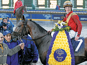 BC Winner Nownownow Tops Keeneland Session