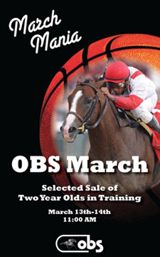 OBS March Sale Has 362 Juveniles Cataloged