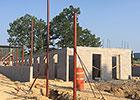 Oaklawn Improvements Include New Barn