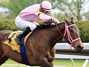 Oaks Lily Maiden Win, April 13, 2012