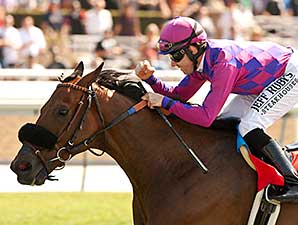Obviously Targets Del Mar Mile Three-Peat
