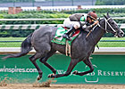 Winning Colors Filly Impressive in Debut