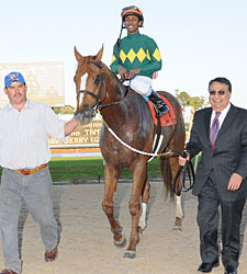 Odysseus Journeys to Churchill Downs