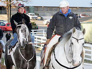 Old Fashioned training at Oaklawn February 5, 2009.