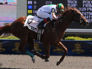 Olredlgetcha Wins Career Bow in Victoria S.