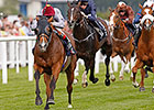 Olympic Glory Takes Lockinge, Verrazano Third