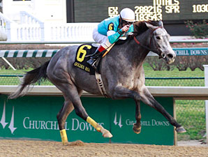 On Fire Baby to Tackle Males at Oaklawn
