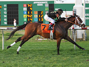 Lukas Has Two in Dixie on Preakness Day
