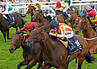 Ortensia Charges Late to Take Nunthorpe