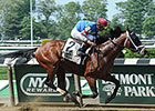 Ostrolenka, Good Luck Gus Rematch in NY Derby