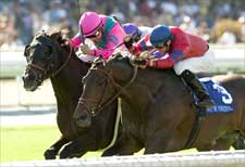 Out of Control Spins Surprise in Oak Tree Mile; Lava Man Last