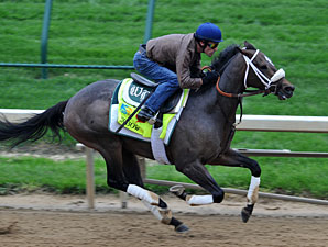 Oxbow - Churchill Downs, April 29, 2013.