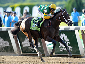 Palace Malice Reigns With Belmont Surprise