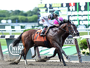 New York-Bred Palace Secures True North Upset